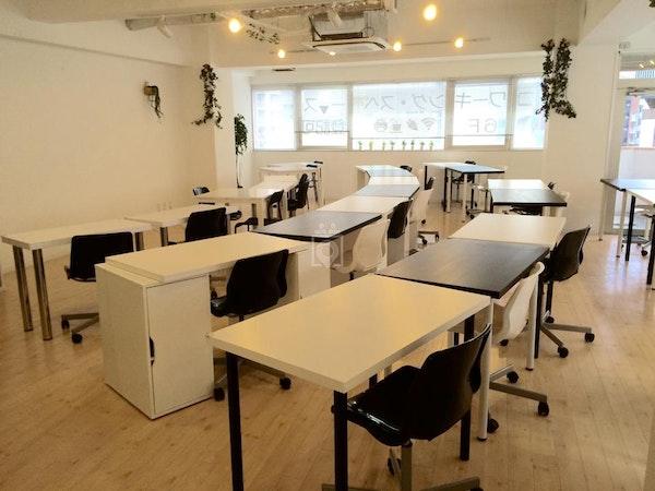 Shibaura Coworking Space, Tokyo