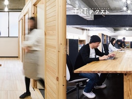 Tachikawa Share Office TxT, Tokyo