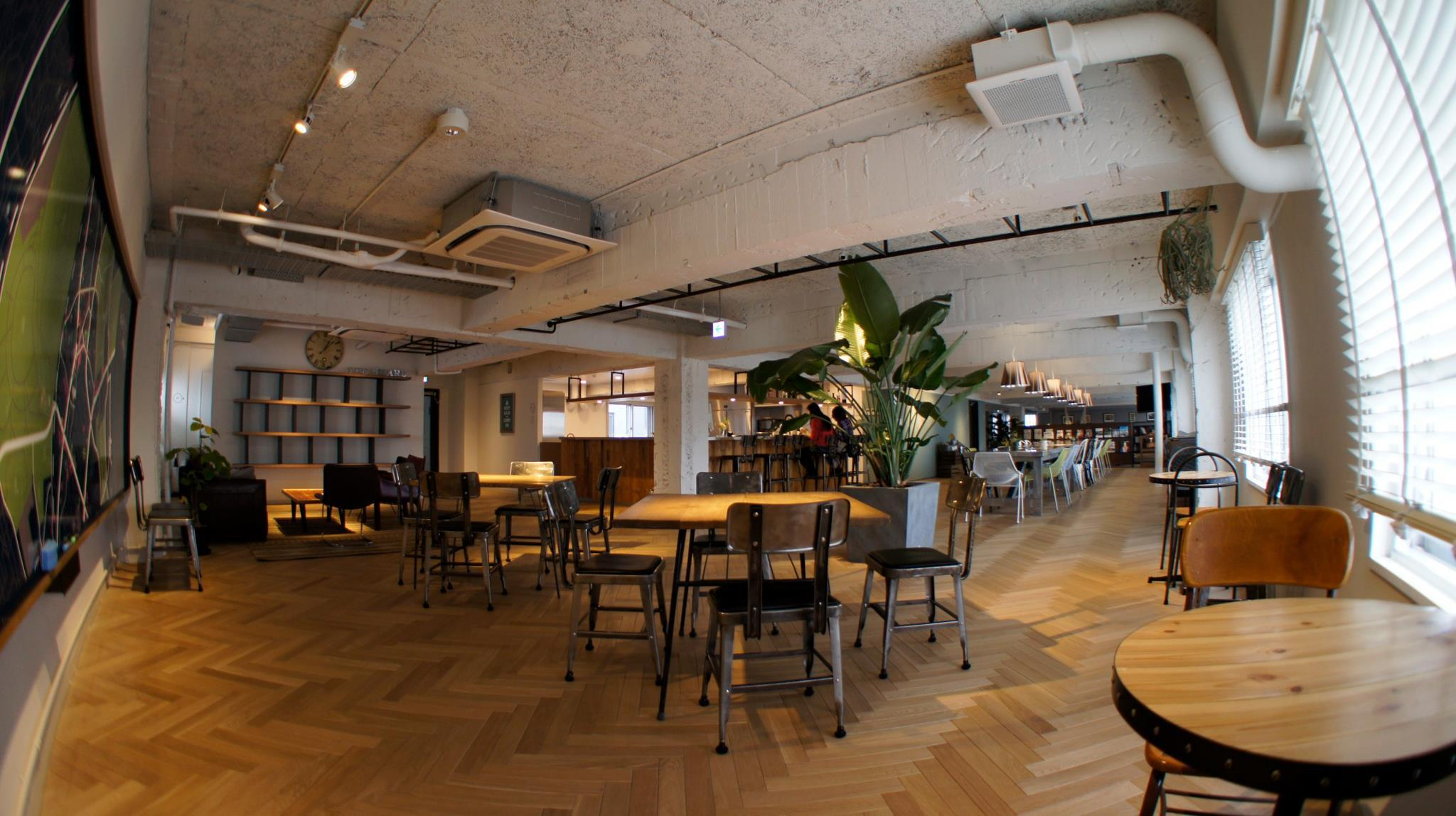 The Share, Tokyo - Read Reviews Online