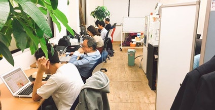 Vacancy Office, Tokyo | coworkspace.com
