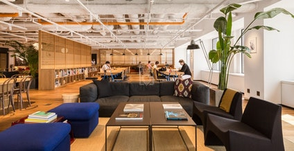 WeWork Shiroyama Trust Tower, Tokyo | coworkspace.com