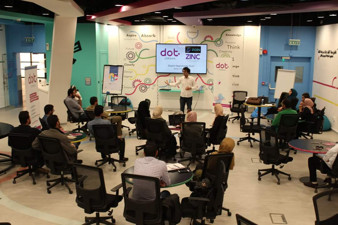 Zain Innovation Campus (ZINC), Amman
