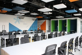Seedspace Astana, Astana