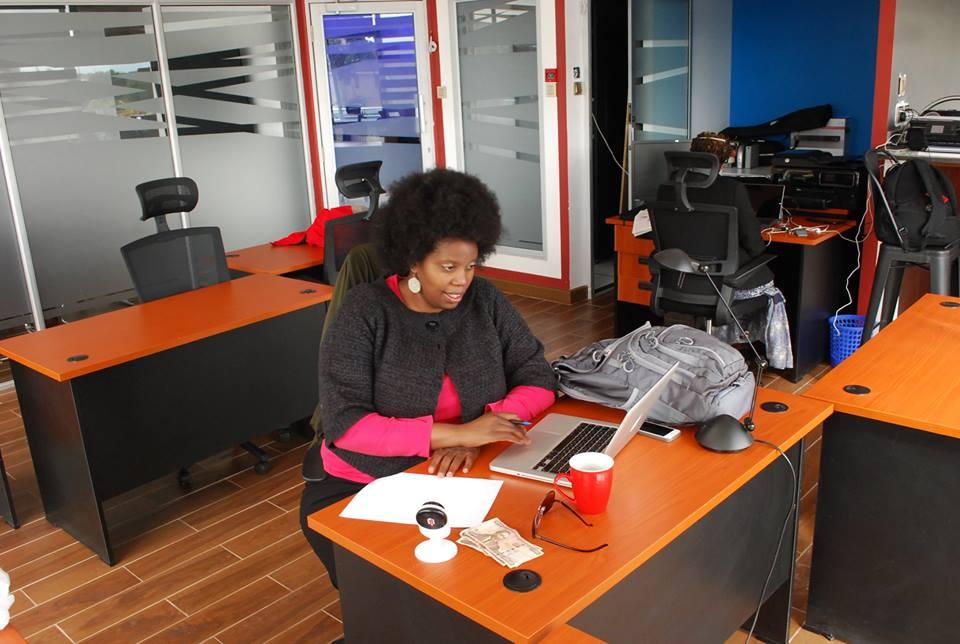 Axlr8 Coworking Space, Nairobi