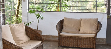 Fully Serviced Garden Co-working Space