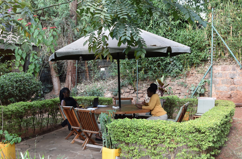 Gated Garden Co- working space, Nairobi