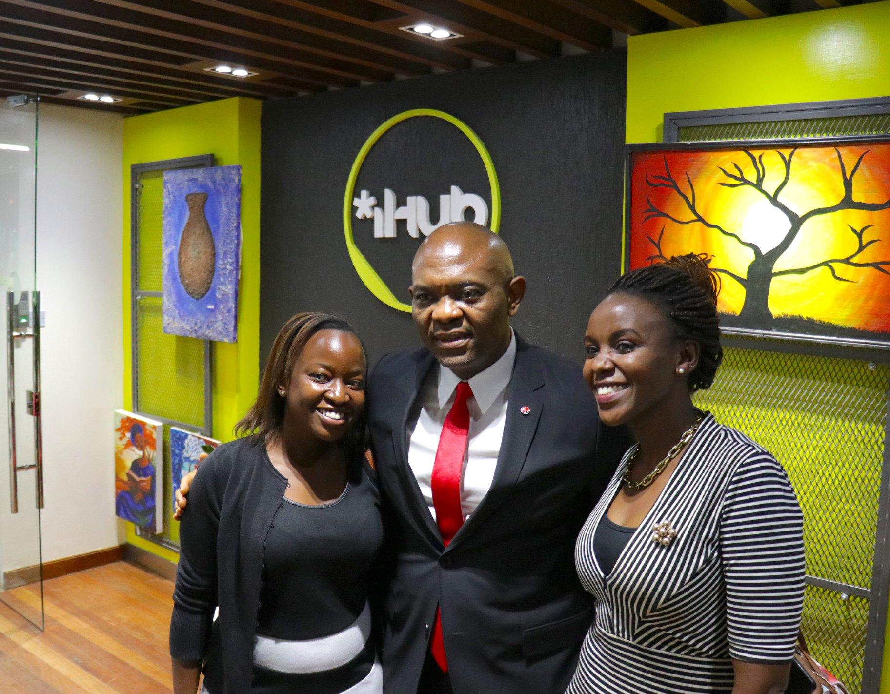 iHub, Nairobi