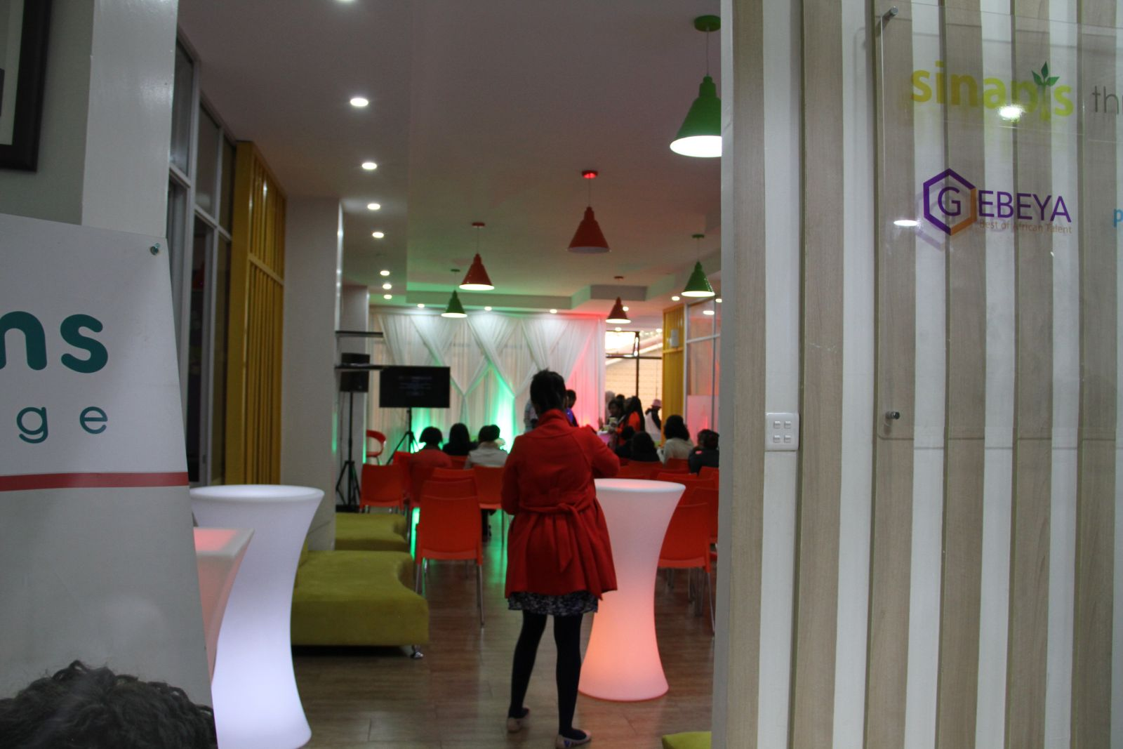 Nexus Co work, Nairobi