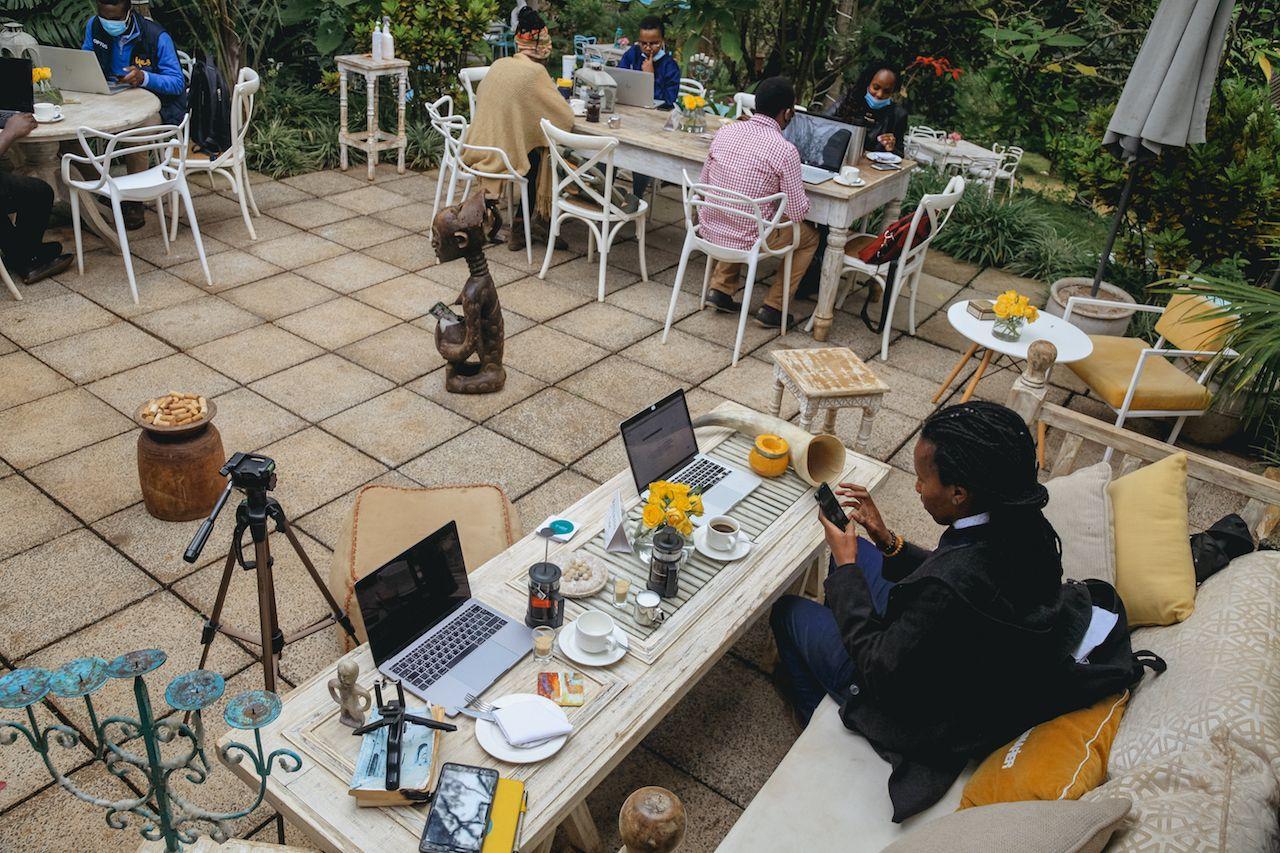 ToffeeTribe, Nairobi