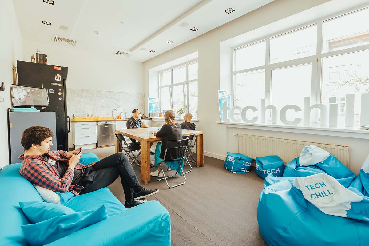 TechHub Riga, Riga