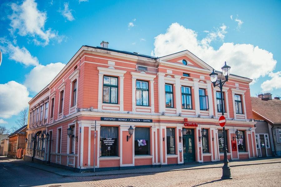 Ventspils Business Support Centre, Ventspils