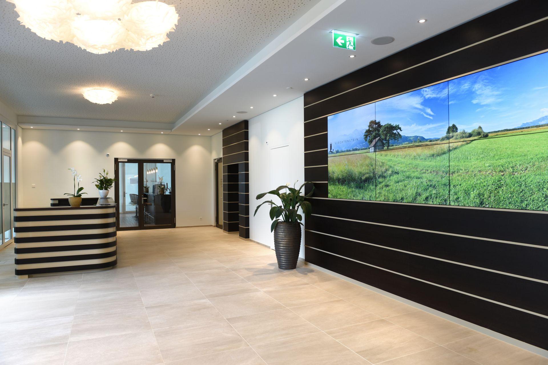 Business-Center, Ruggell