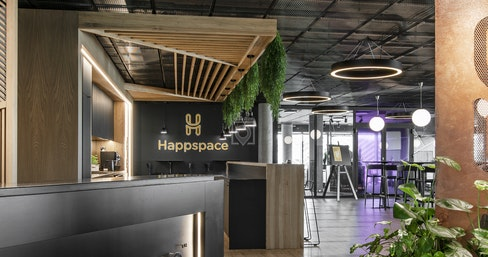 #happspace_arka, Kaunas   coworkspace.com