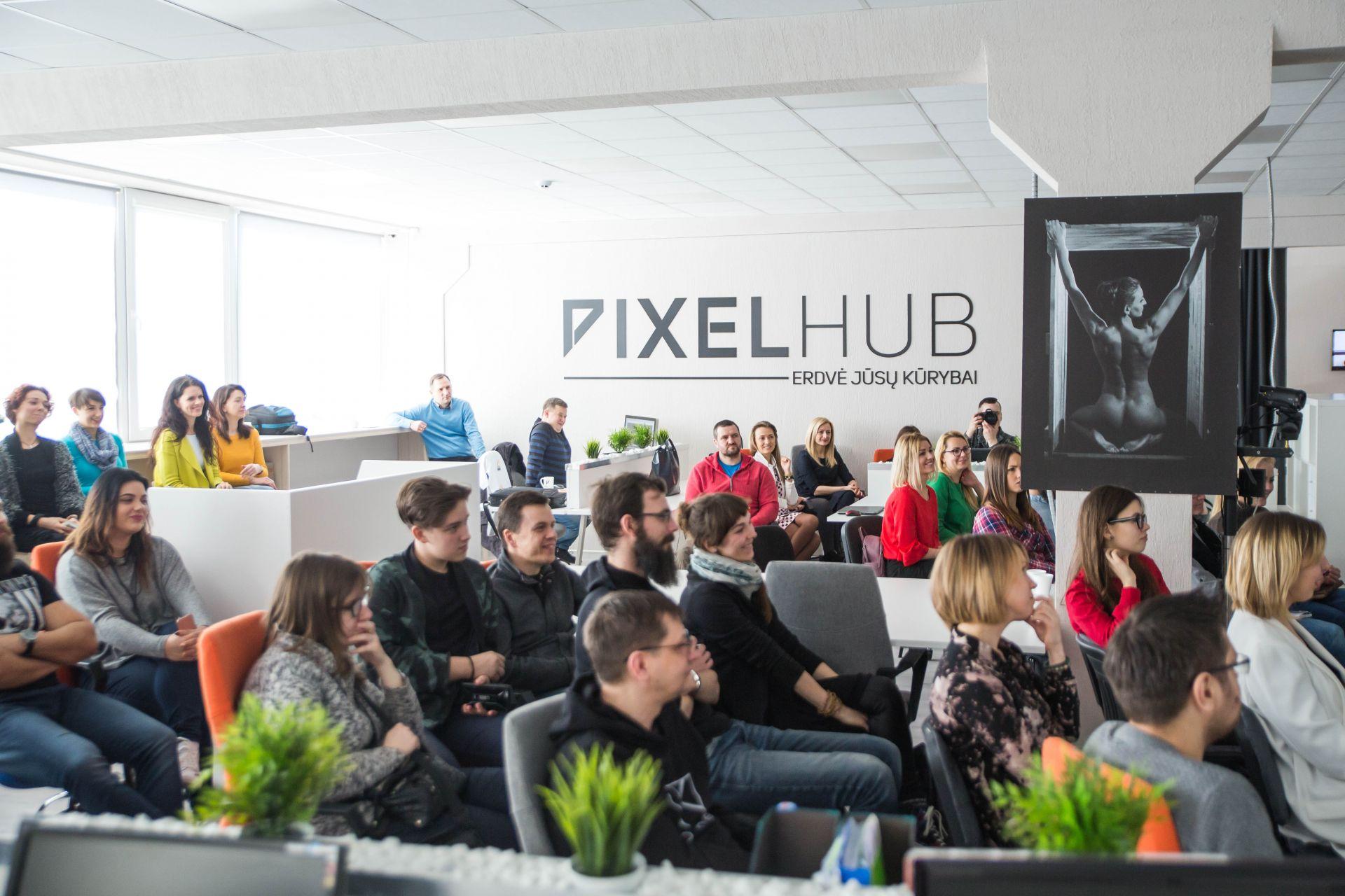 PIXEL HUB, Kaunas