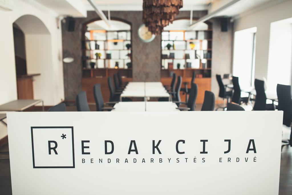 Redakcija, Kaunas