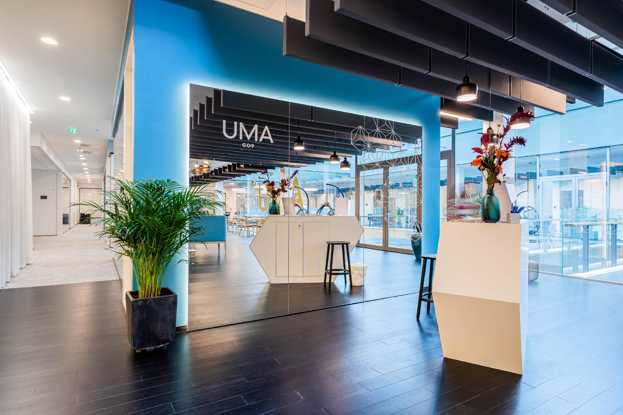 UMA GO9, Vilnius