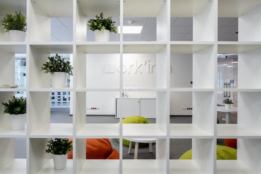 Work'inn, Vilnius
