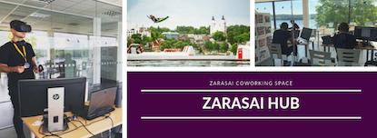 Zarasai HUB
