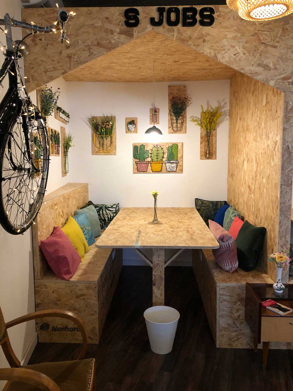 Paladium Coworking, Luxembourg City