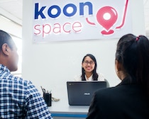 KOON SPACE Coworking Networking Business center profile image
