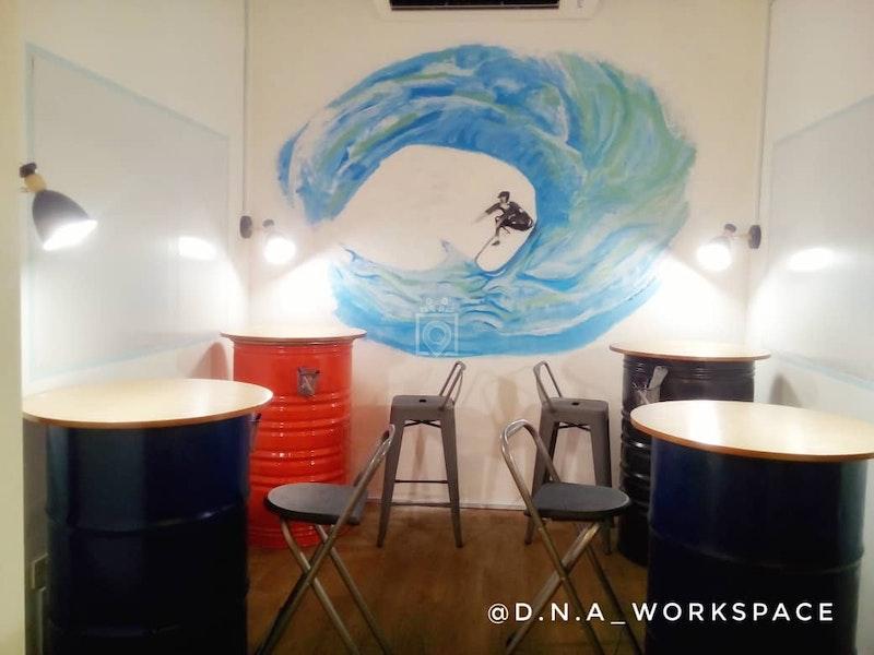 D.N.A Workspace, Bandar Baru Bangi