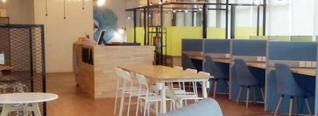 D.N.A Workspace