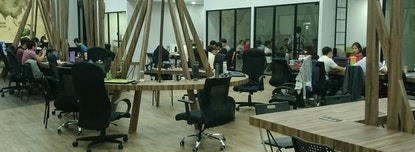 Nomazon Coworking Space