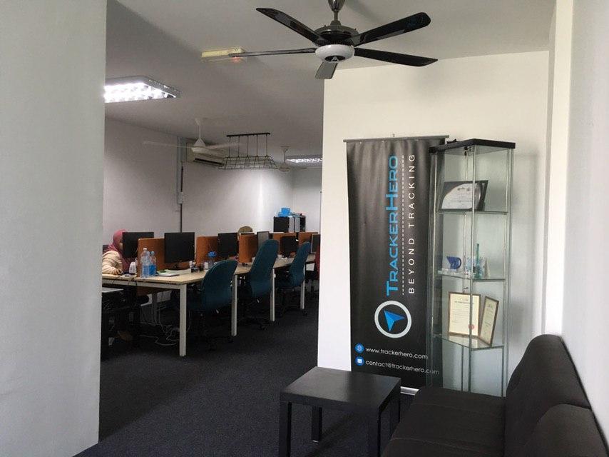 TrackerHero Space, Cyberjaya
