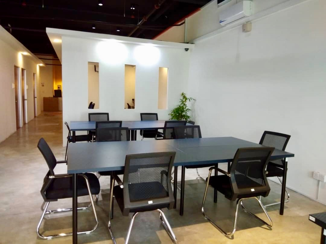 Zen Den Shared Workspace, Cyberjaya