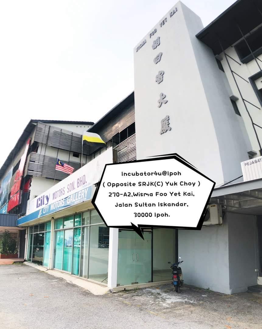 Incubator4u Sdn Bhd, Ipoh