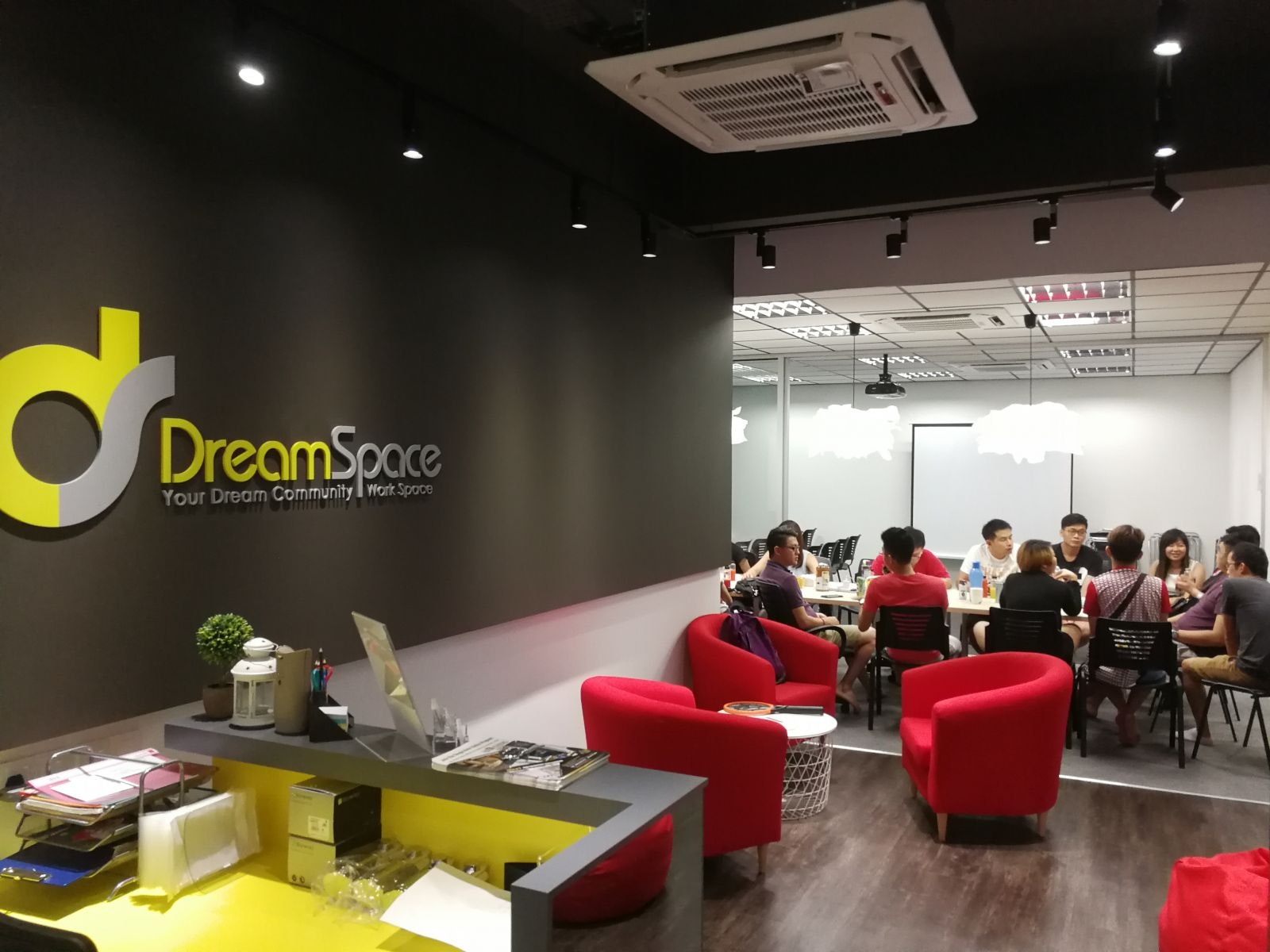 DreamSpace Shared Office