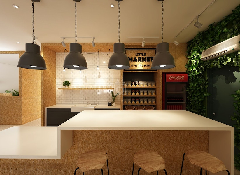 Quarters Co-working Space, Johor Bahru