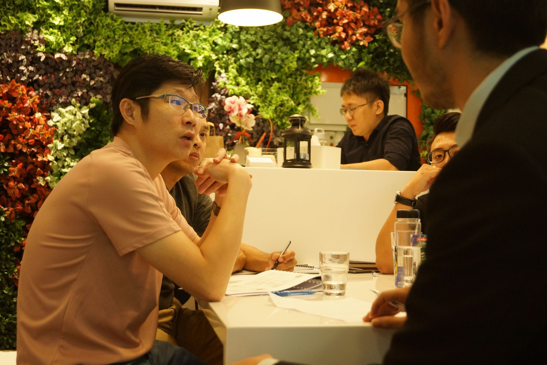 Quarters Co-working Space, Johor Bahru