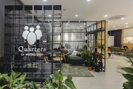 Quarters Co-working Space, Skudai