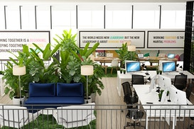 Quarters Co-working Space, Singapore