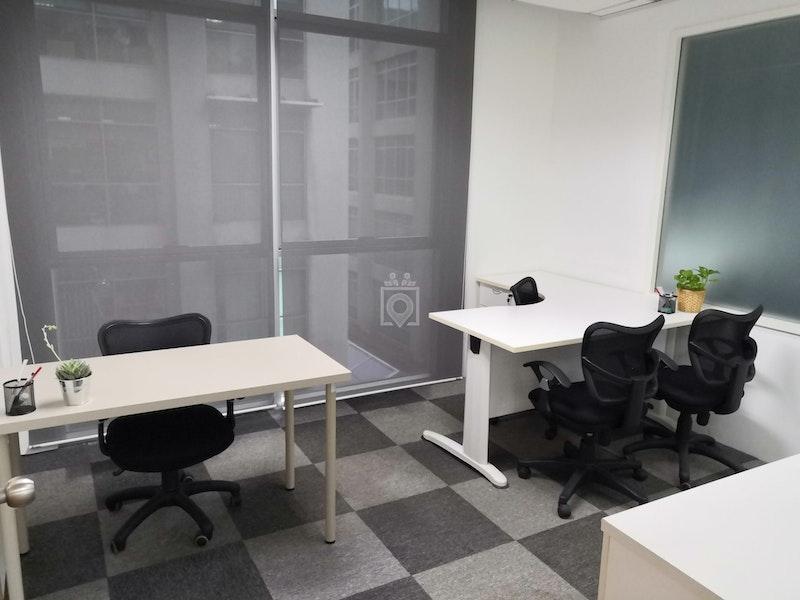 Alpha Works KL Office Suite @ Publika, Kuala Lumpur