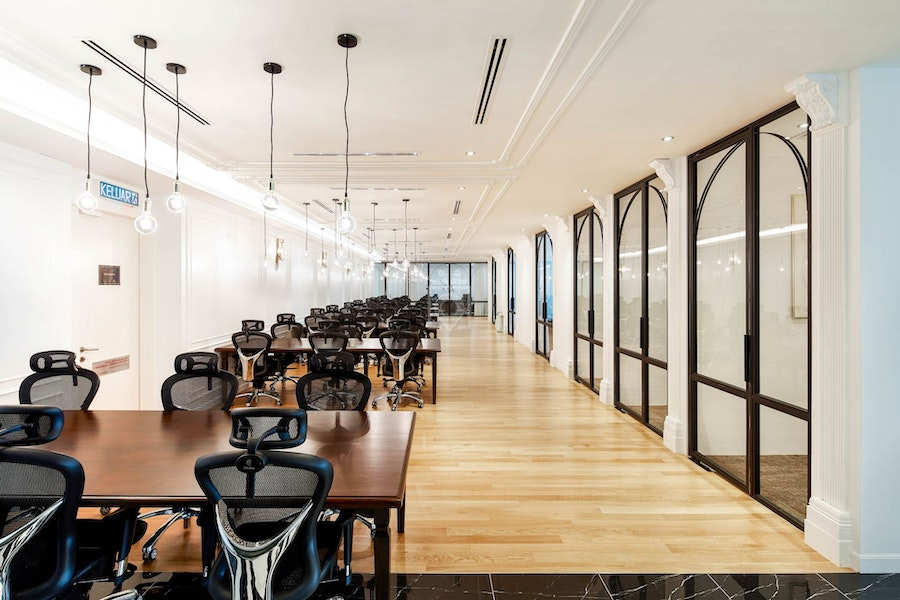 Colony Coworking Space, KL Sentral, Kuala Lumpur