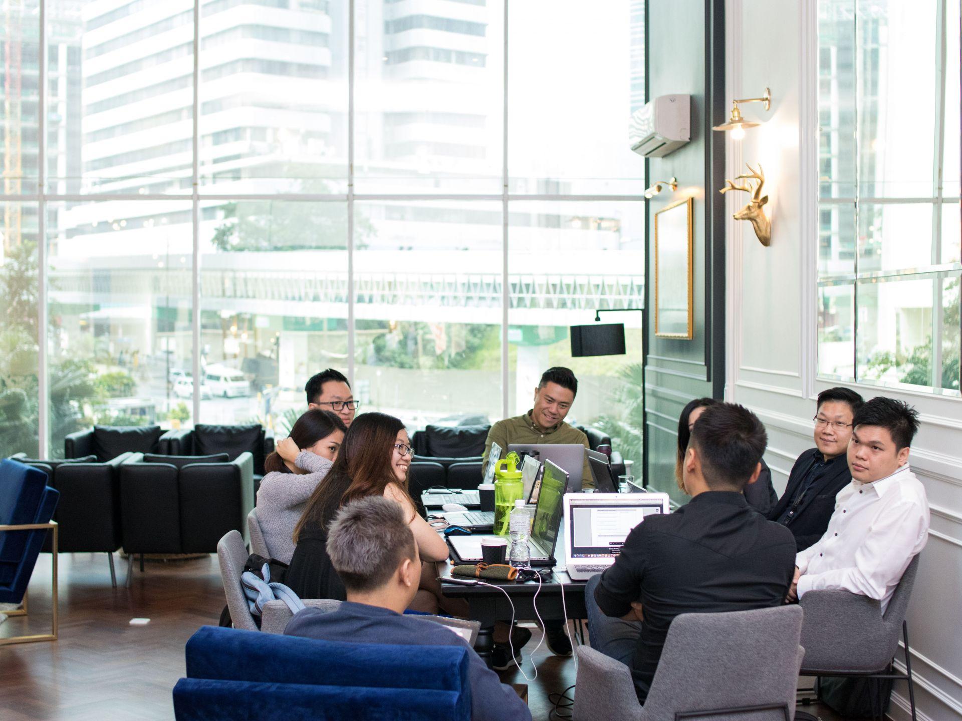 Colony @ KLCC Co-Working Space KL, Kuala Lumpur