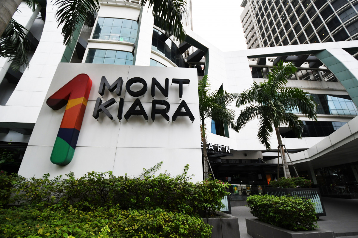 Furnished Suite Office Are Ready at 1Mont Kiara, Kuala Lumpur