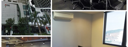 Furnished Suite Office Are Ready at 1Mont Kiara