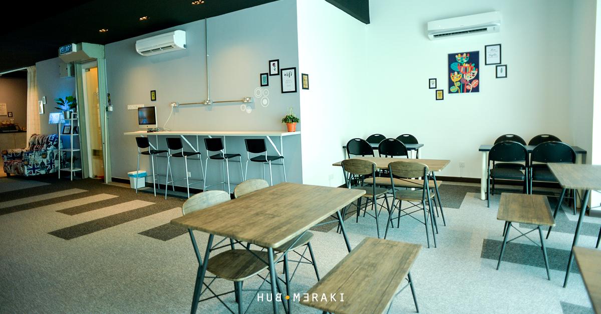 Hub Meraki Coworking Space, Kuala Lumpur