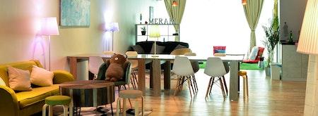 Hub Meraki Coworking Space