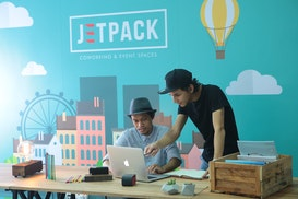 Jetpack Coworking & Events Space, Subang Jaya