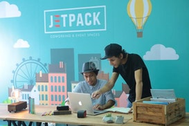 Jetpack Coworking & Events Space, Shah Alam
