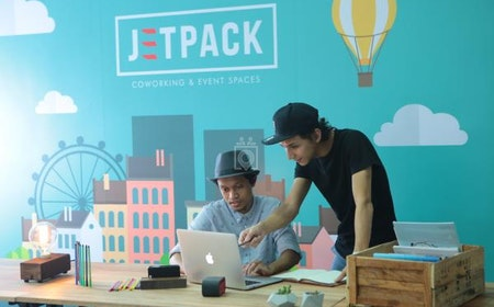 Jetpack Coworking & Events Space, Kuala Lumpur