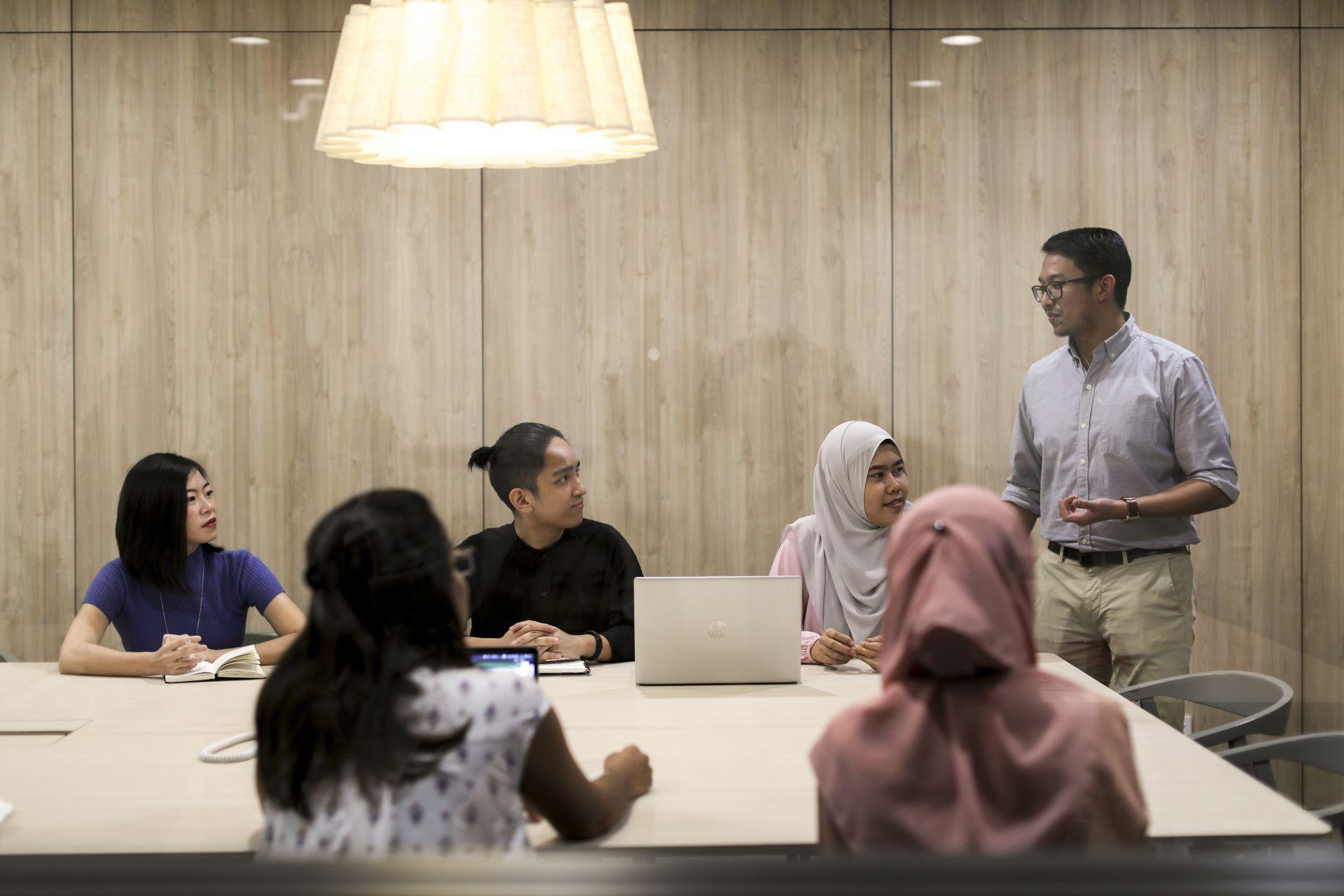 Komune Co-working @ KLCC, Kuala Lumpur