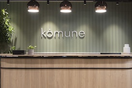 Komune Co-working @ KLCC, Bandar Baru Bangi