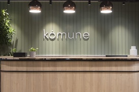 Komune Co-working @ KLCC, Putrajaya