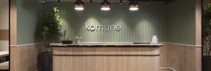 Komune Co-working @ KLCC