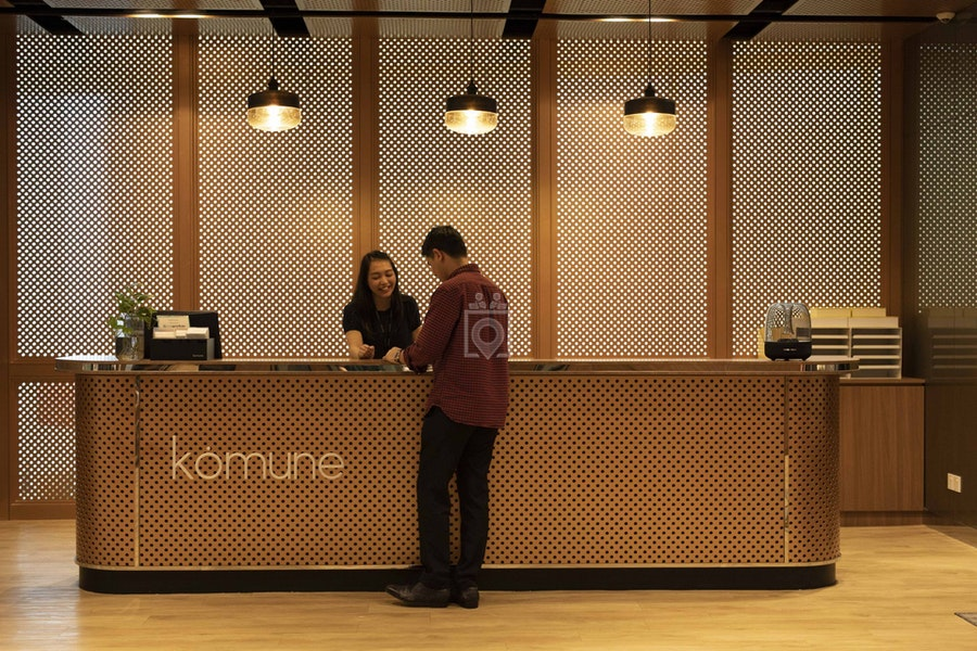 Komune Coworking @ Bangsar South, Kuala Lumpur